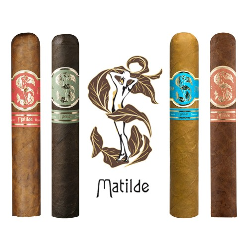 Matilde Robusto-paket