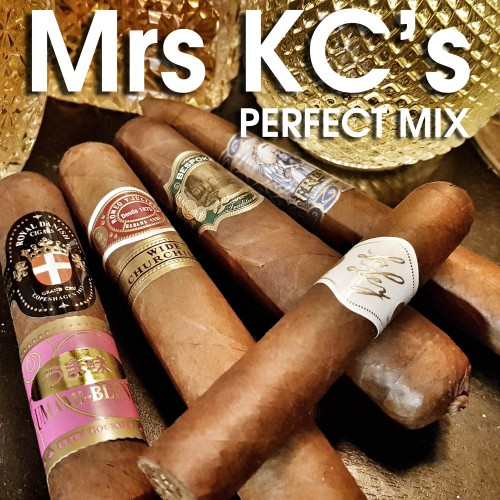 Mrs KC's perfect mix