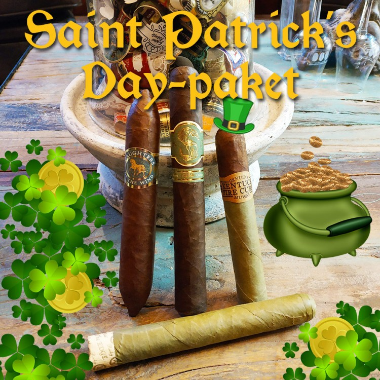 Saint Patricks Day-paket