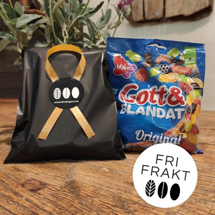 #KCFREDAG - Gott & Blandat - FRI FRAKT