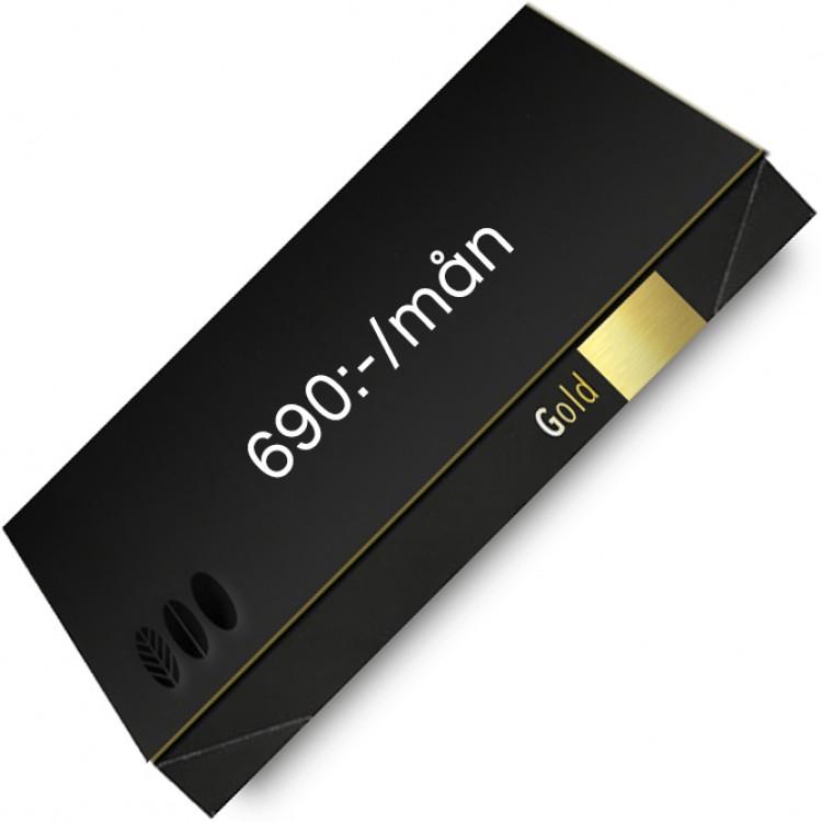 Kind Cigar Service Gold - cigar subscription