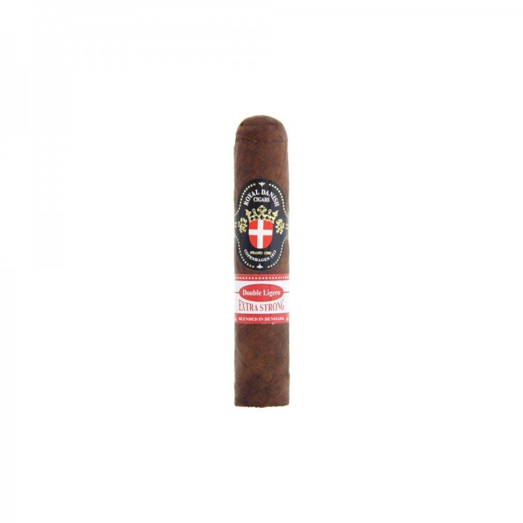 Royal Danish Cigars Double Ligero Fat Robusto