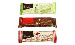 Venchi snack bars 3-pack - 3 x 25g