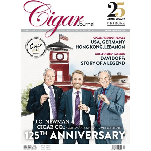 Cigar Journal nummer 4 - 2019