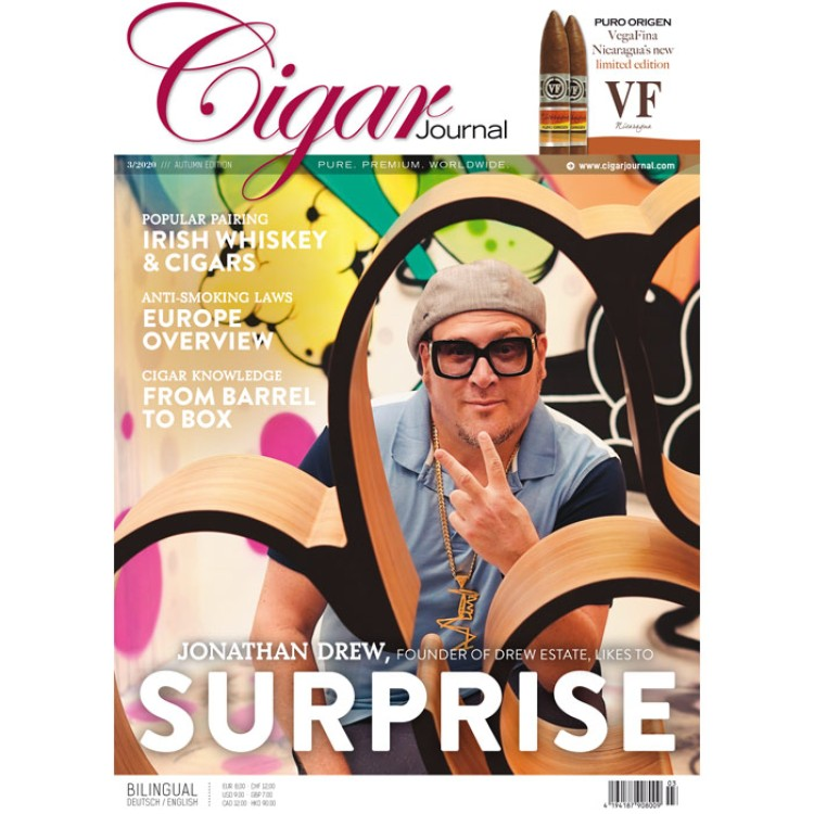 Cigar Journal Issue 3/2020