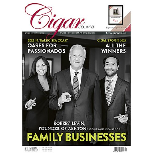 Cigar Journal nummer 4 - 2020