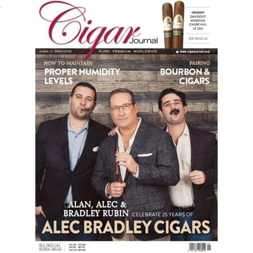 Cigar Journal nummer 1 - 2021