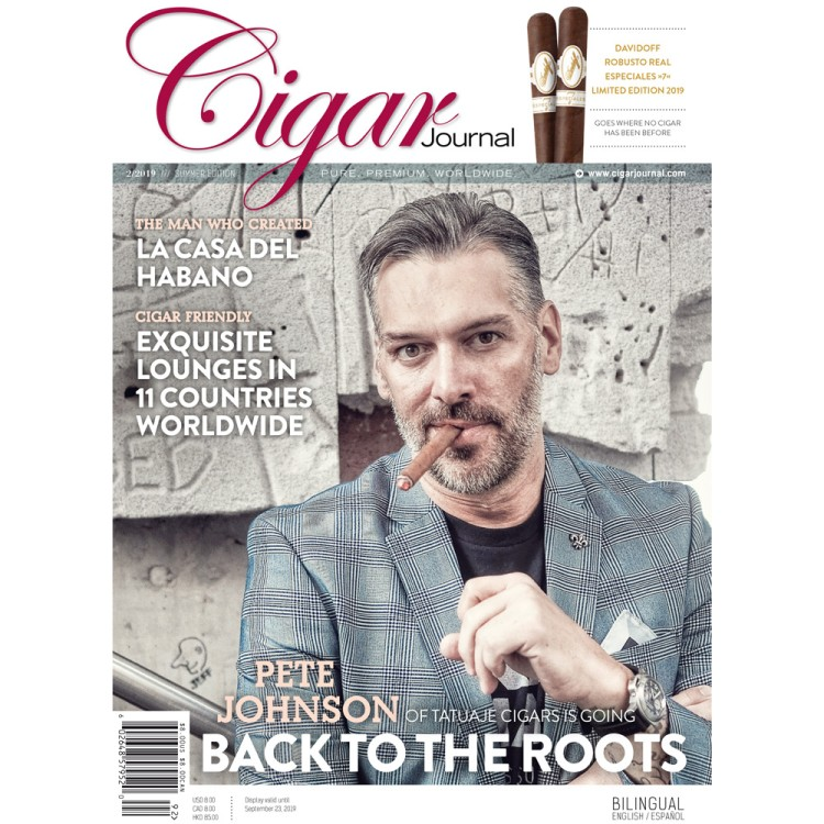 Cigar Journal Issue 2/2019