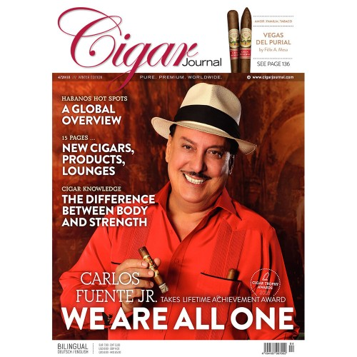 Cigar Journal nummer 4 - 2018
