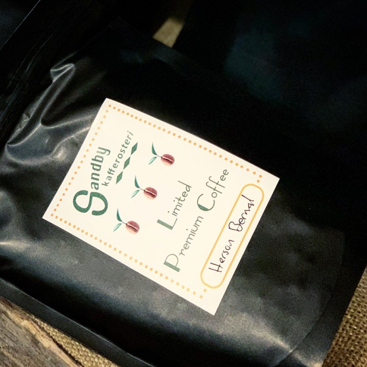 Sandby Kafferosteri - Colombia Herson Bernal Single Estate, 250g