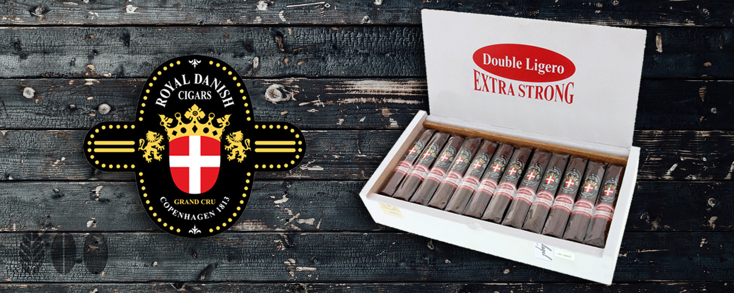 Royal Danish Cigars Double Ligero