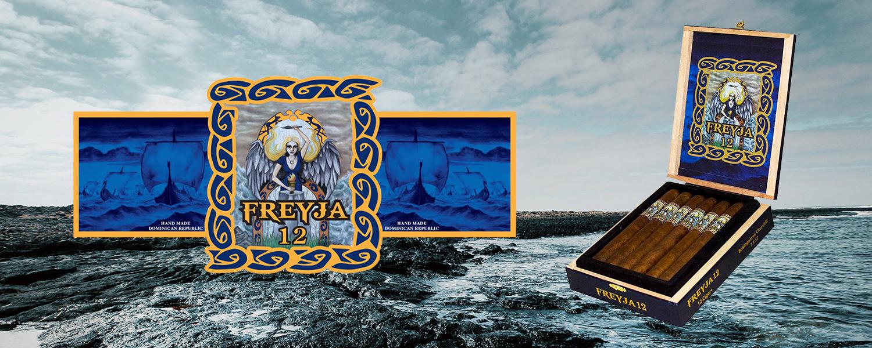 Freyja 12 Brisingamen Churchill